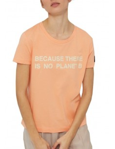 """Camiseta ECOALF """"Because there is no Planet B"""""""