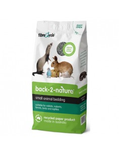Lecho para roedores y aves Back-2-Nature 10L