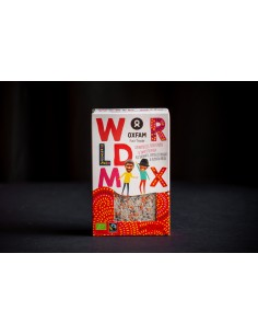 WORLD MIX LLENTIES, ARRÒS I QUINOA