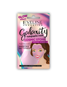 GALAXITY HOLOGRAPHIC MASK COSMIC STONE